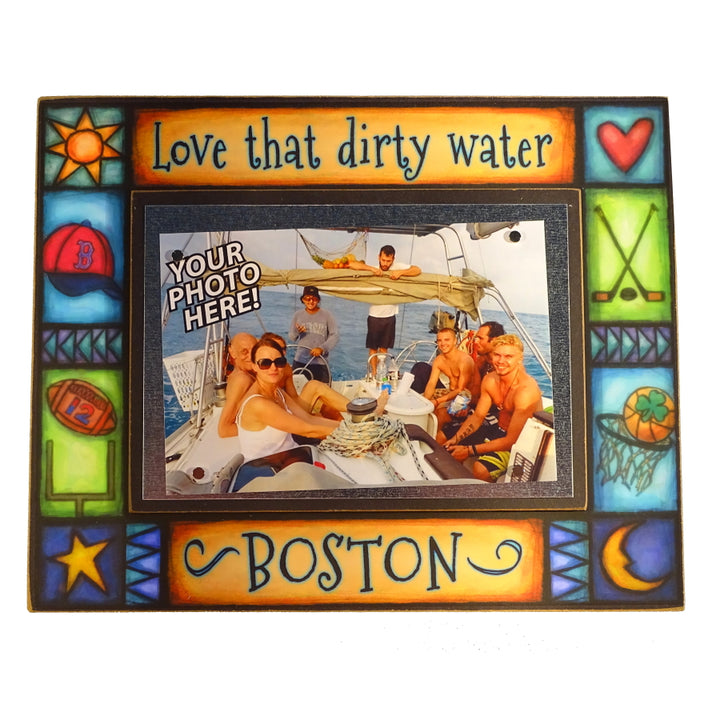 Boston Sports Picture Frame