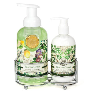Tuscan Grove - Handcare Caddy