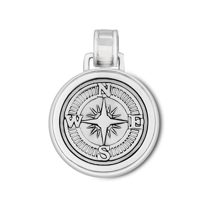 LOLA - Compass Rose Pendant