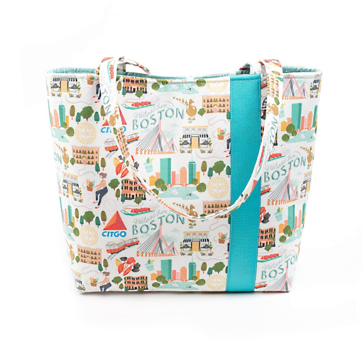Fabric Tote - Boston