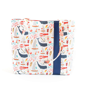Fabric Tote - Cape Cod