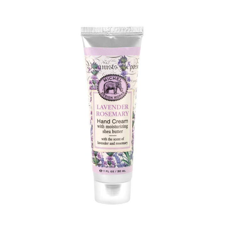 Lavender Rosemary Hand Cream - 1 ounce