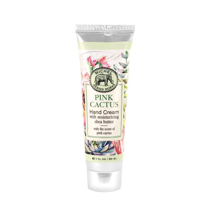 Pink Cactus Hand Cream - 1 ounce
