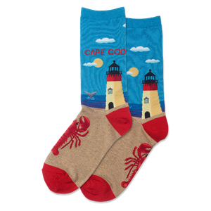 Sock - Women's - Cape Cod
