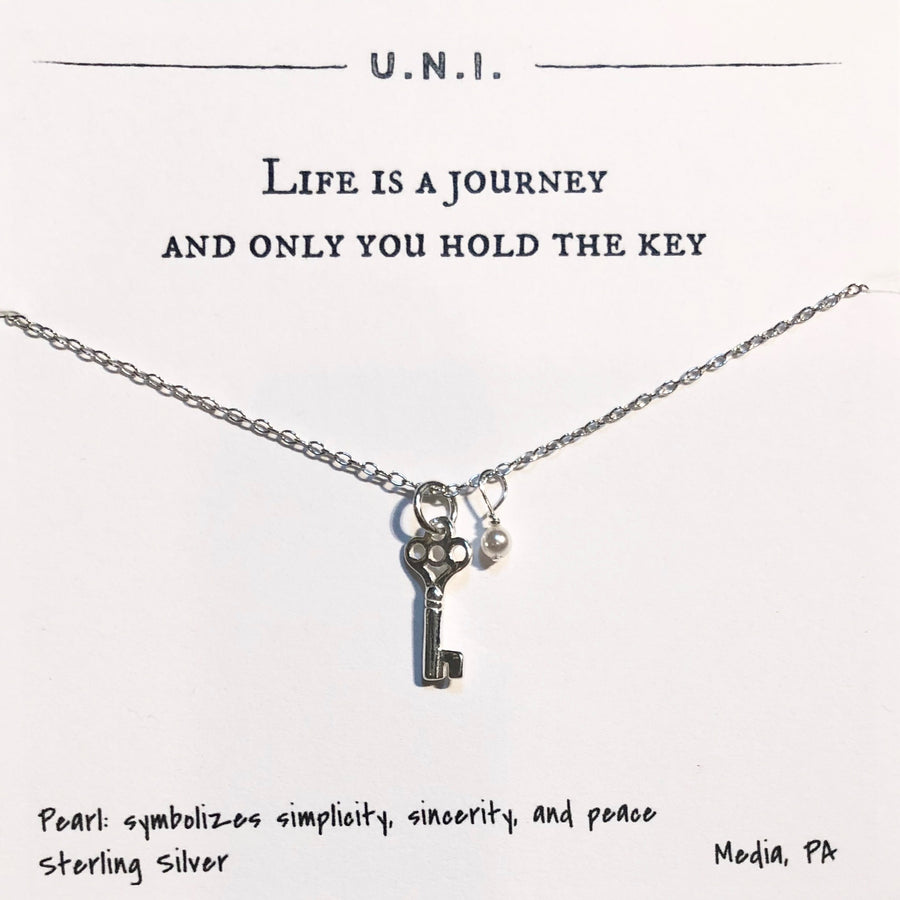 Necklace - Life is a journey