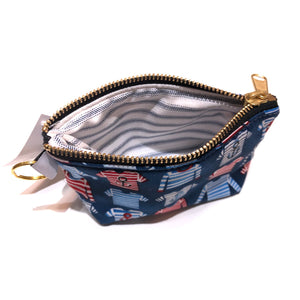 Charlie Change Purse - Shirt