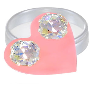 JoJo Loves You-Crystal AB Mega Cushion Bling