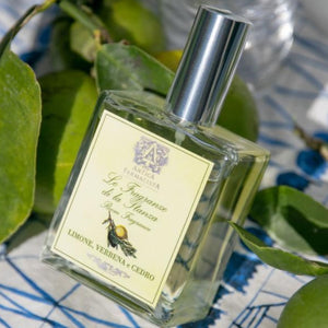 Room Spray - Lemon, Verbena & Cedar - 100ML