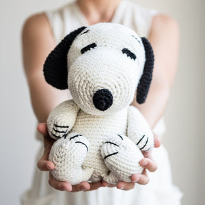 Snoopy Crochet Kit