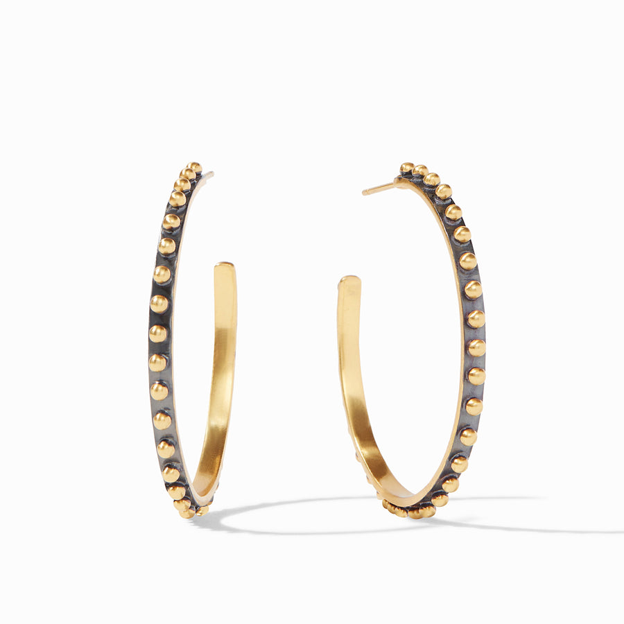Julie Vos- Soho Hoop Earrings