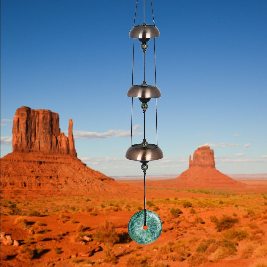 Wind Chime - Temple Bells - Trio