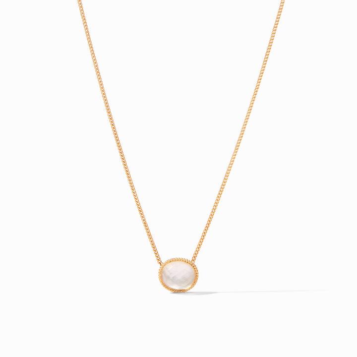 Julie Vos- Verona Solitaire Necklace