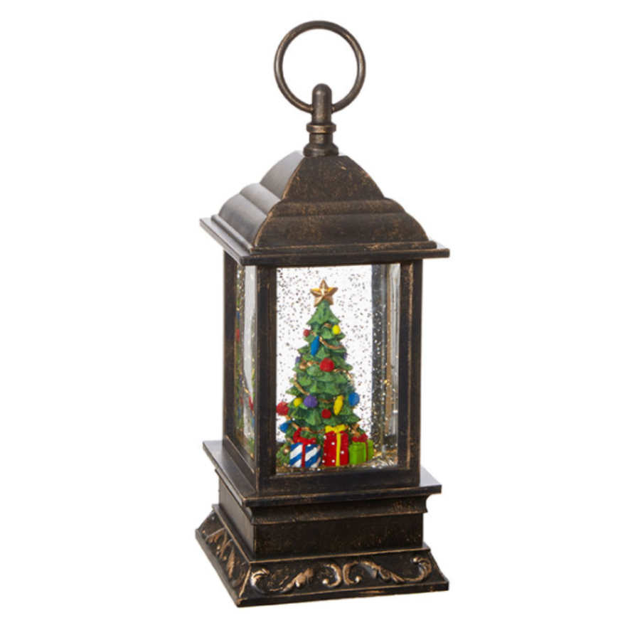 Water Lantern - Christmas Tree - Musical
