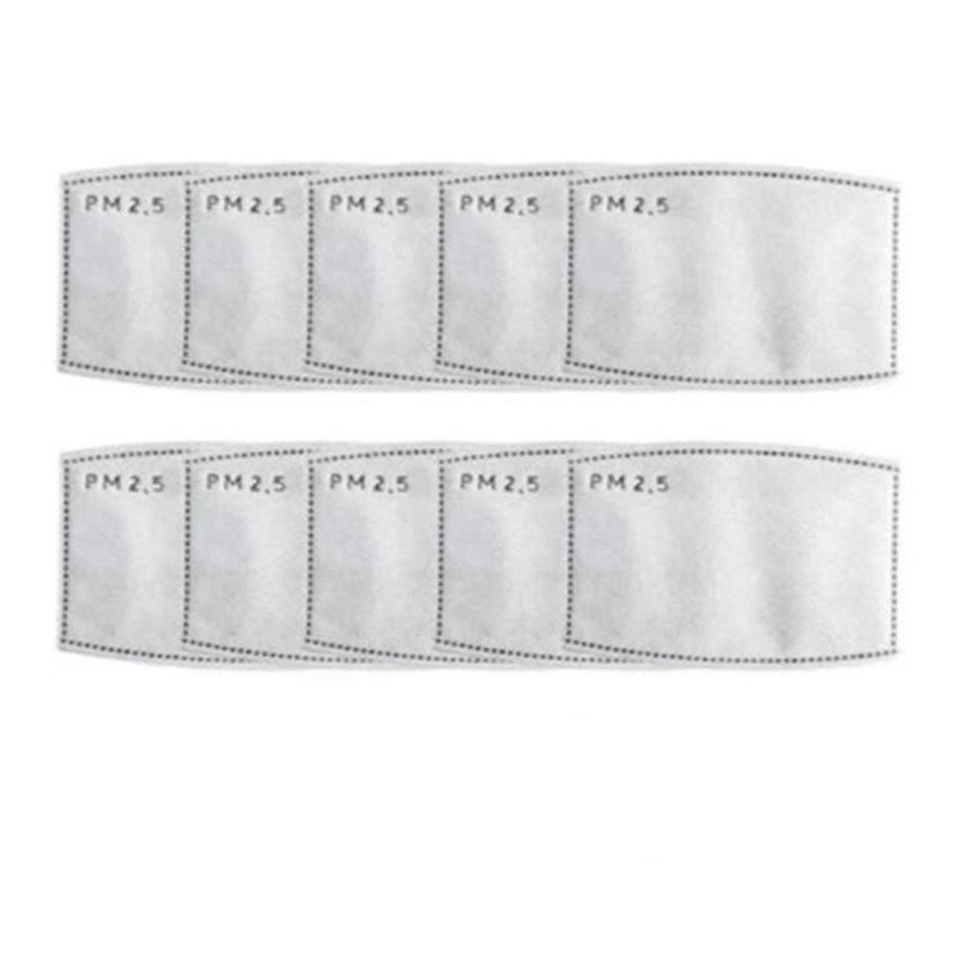 Face Mask - RainCaper - Replacement Filters 10 pack