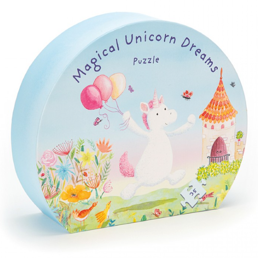 Unicorn - Magical Unicorn Dreams Puzzle