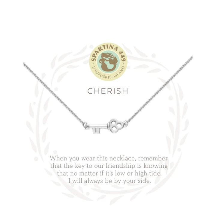 "Sea La Vie ""Cherish"" Necklace"