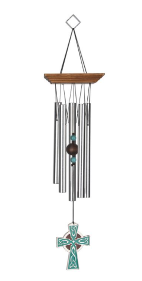 Wind Chime - Celtic Chime - Cross