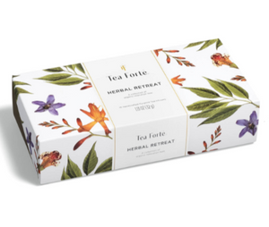 Herbal Retreat - Petite Tea Presentation Box