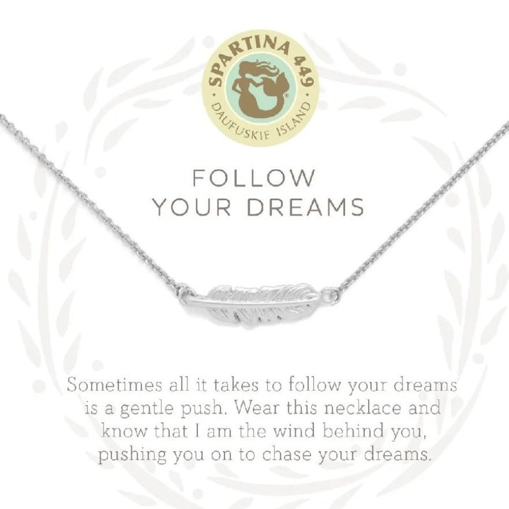 "Sea La Vie ""Follow Your Dreams"" Necklace"