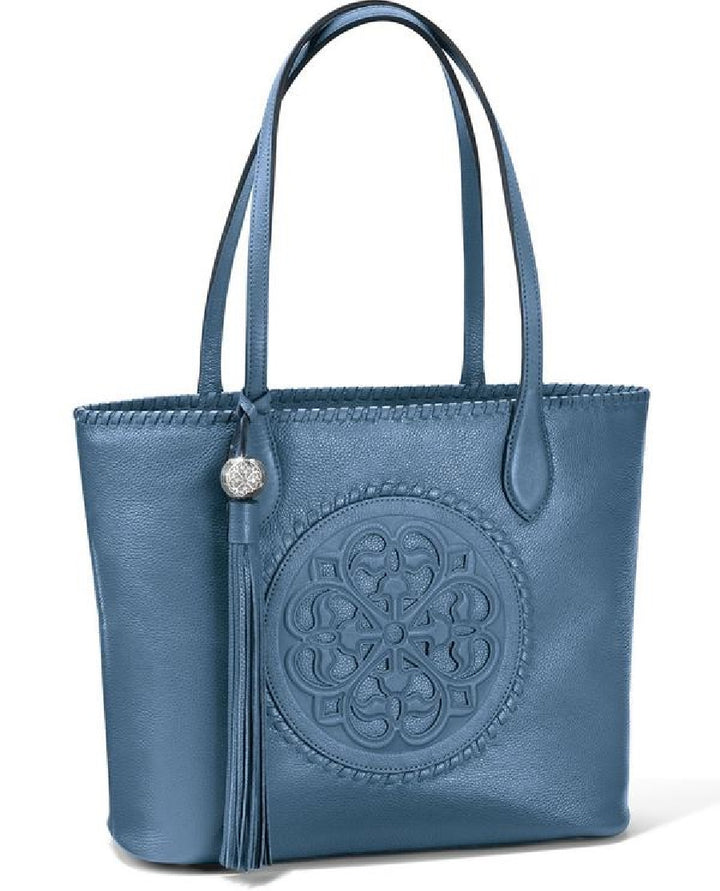 Gabriella Medallian Blue Bag