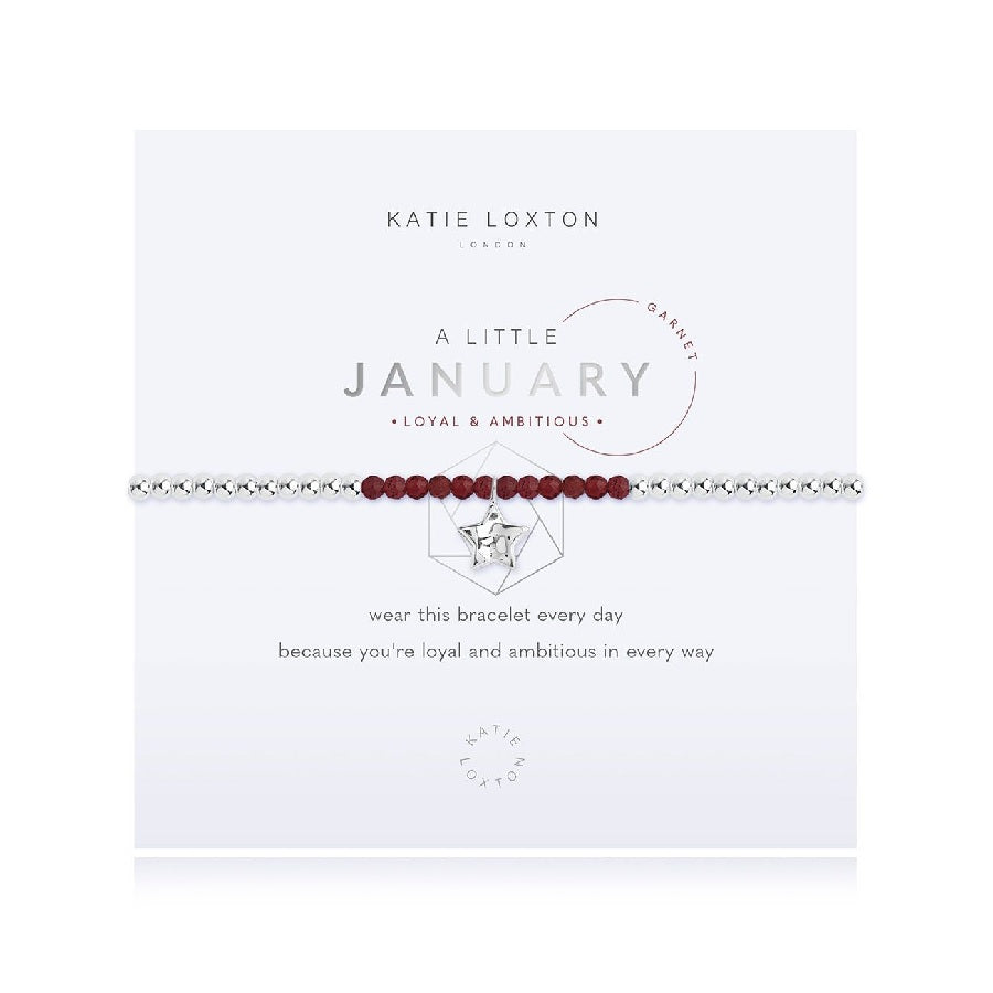 A Little Bracelet-January