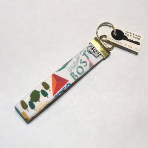 Key Fob - Boston