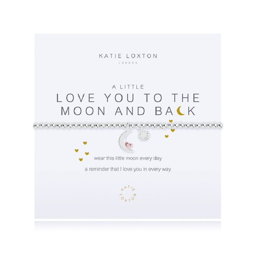 A Little Bracelet-Love You To The moon And Back