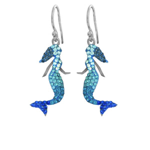 Mosaico Mermaid Earrings