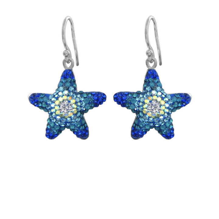 Mosaico Starfish Earrings