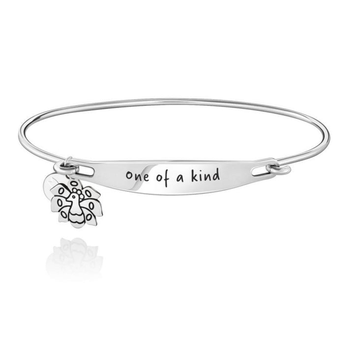 Chamilia-One Of A Kind Spoken ID Bangle in Silver