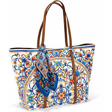 Piatto Scarf Shopper