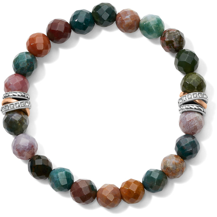 Neptune's Rings Jasper Stretch