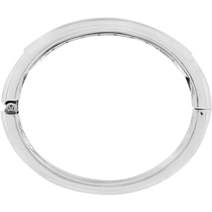 Love Cage Hinged Bangle