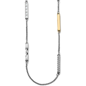 Tapestry Long Necklace