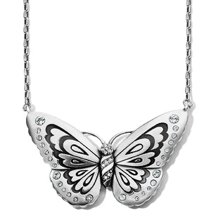 Mariposa Reversible Necklace