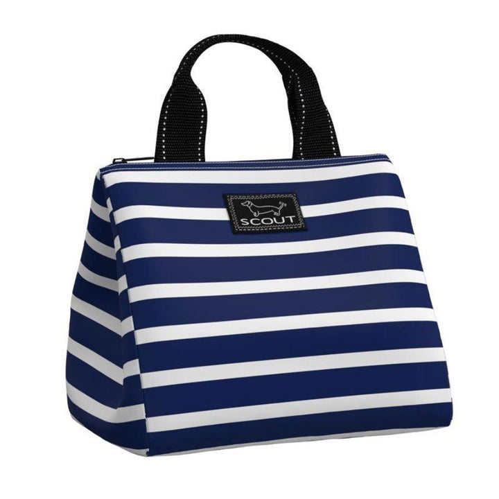 Eloise Lunch Bag - Nantucket Navy