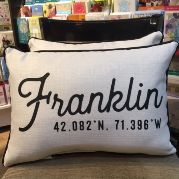 Pillow - Franklin Heritage Pillow