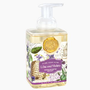 Lilacs and Violets Foaming Hand Soap