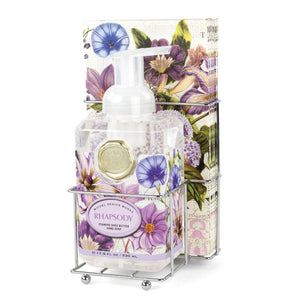 Rhapsody Foaming Soap Napkin Set