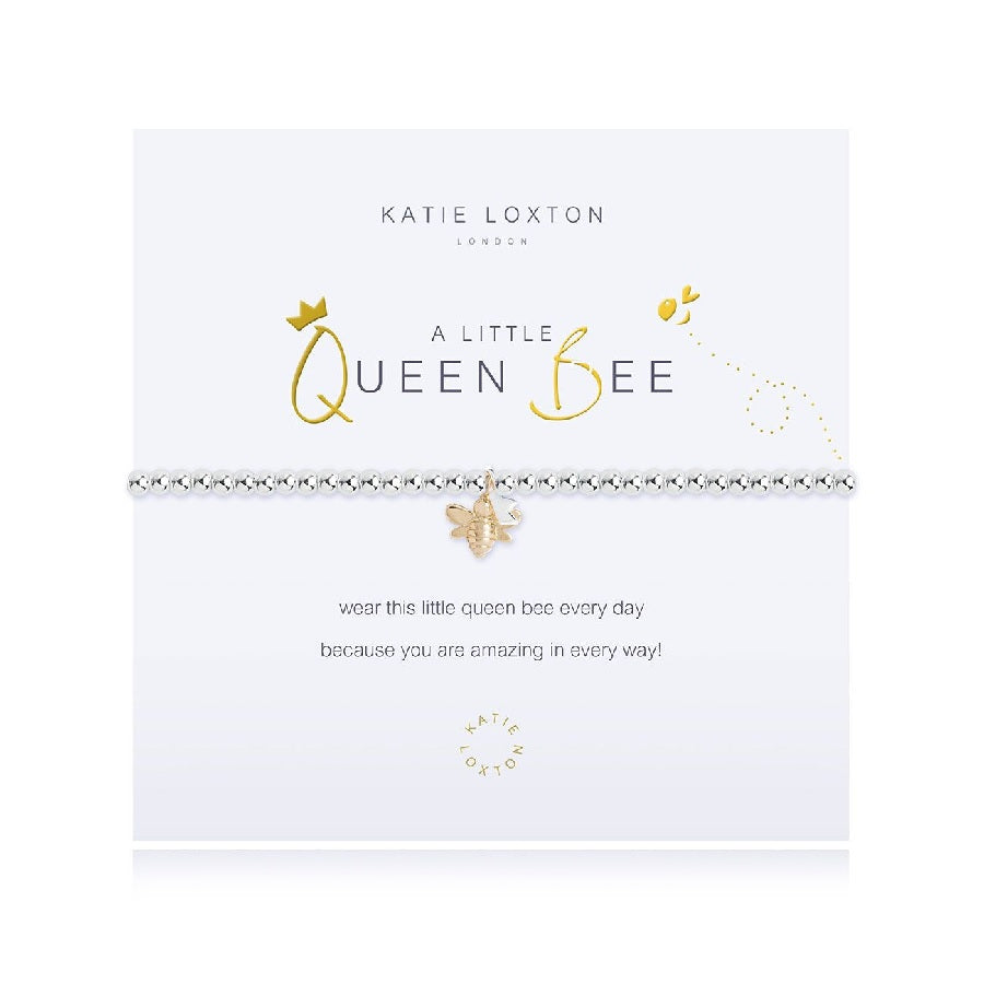 A Little Bracelet- Queen Bee