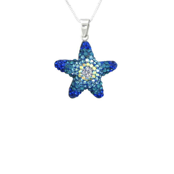 Mosaico Small Starfish Necklace