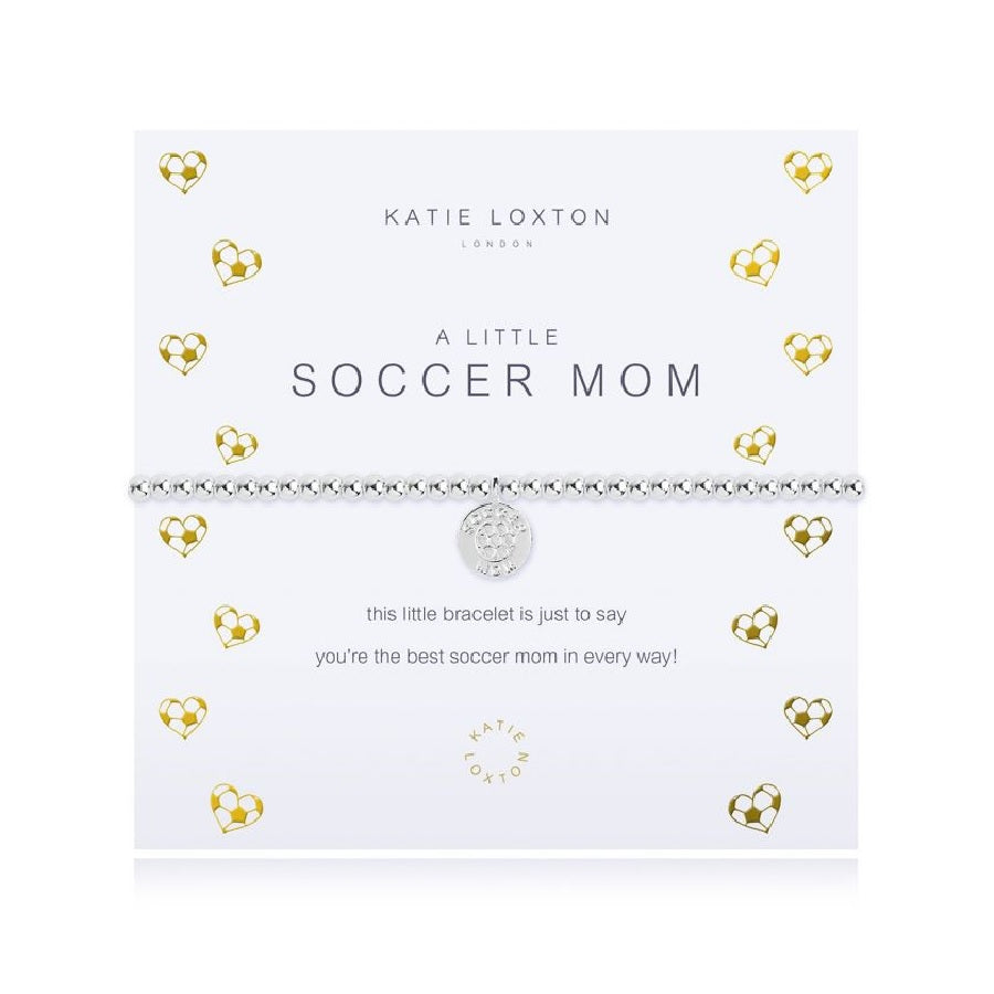 A Little Bracelet-Soccer Mom