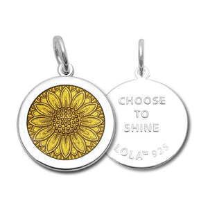 LOLA - Sunflower Pendant
