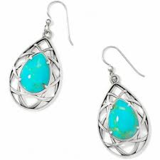 Tranquil French Wire Earrings