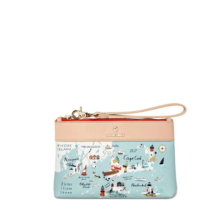Spartina - Northeastern Harbors Scout Wristlet