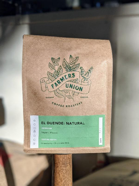 El Duende Natural, Mexico - Farmers Union Coffee Roasters