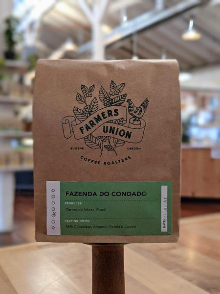 Fazenda do Condado, Brazil - Farmers Union Coffee Roasters