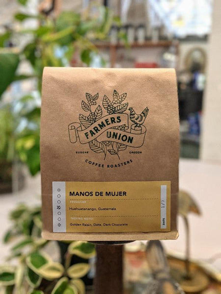 Manos de Mujer, Women's Lot, Guatemala - Farmers Union Coffee Roasters