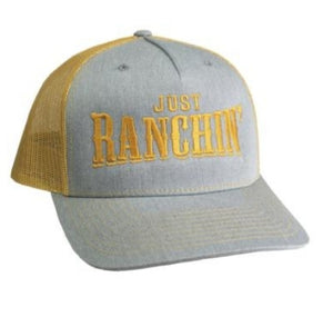 Just Ranchin