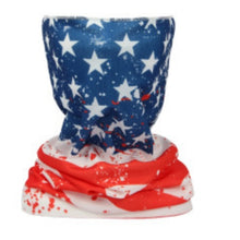 Load image into Gallery viewer, American Flag Neck Gaiter - Unisex